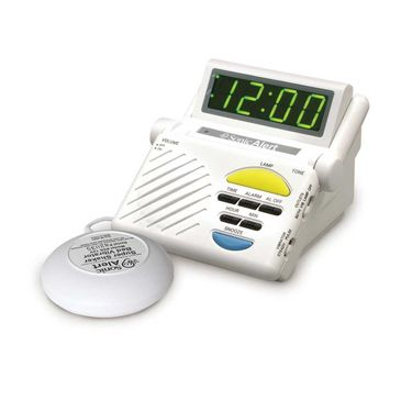 Sonic Boom Classic 1000 Alarm Clock with bed shaker